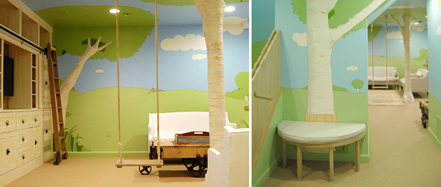 Creative Children Room Ideas 1 2