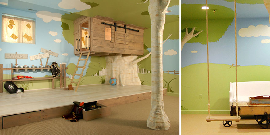 creative children room ideas 1 3 - Bedroom Ideas Kids