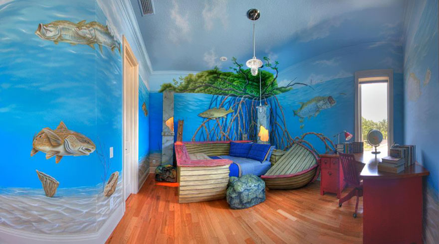 Creative Children Room Ideas 16 Part 97