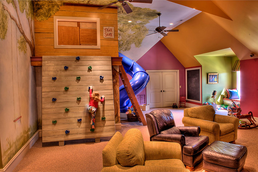 Creative Children Room Ideas 28