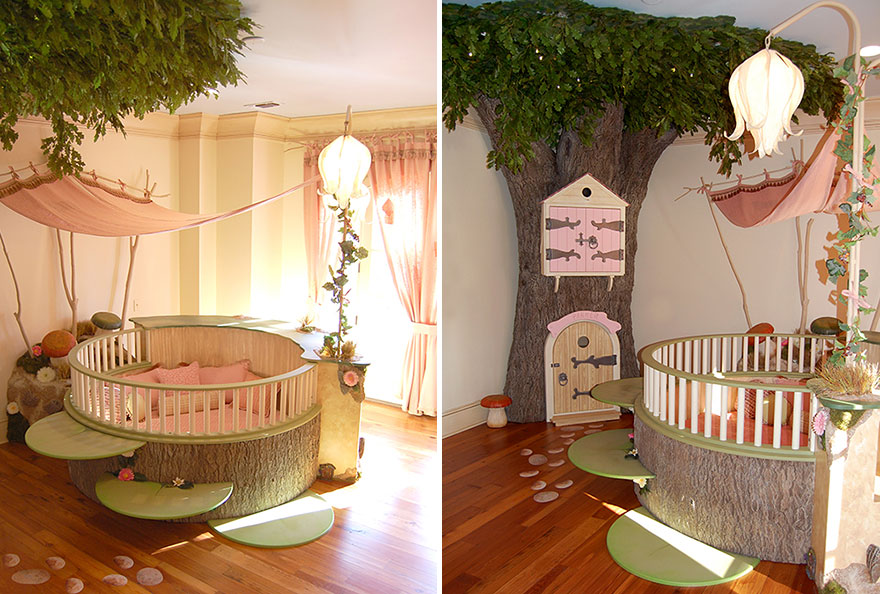 creative-children-room-ideas-8 kid's bedroom ideas Kid's Bedroom Ideas That Will Bring You Back To Childhood creative children room ideas 8