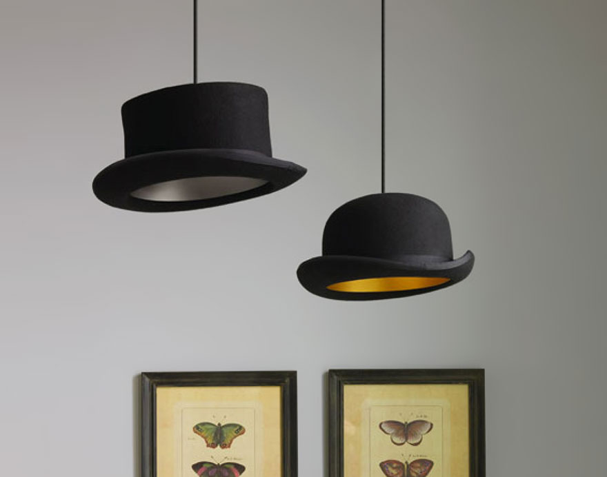 Superb 9. Hat Lamps