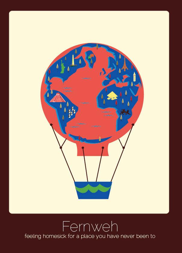 Found In Translation Untranslatable Words Illustrations Anjana Iyer