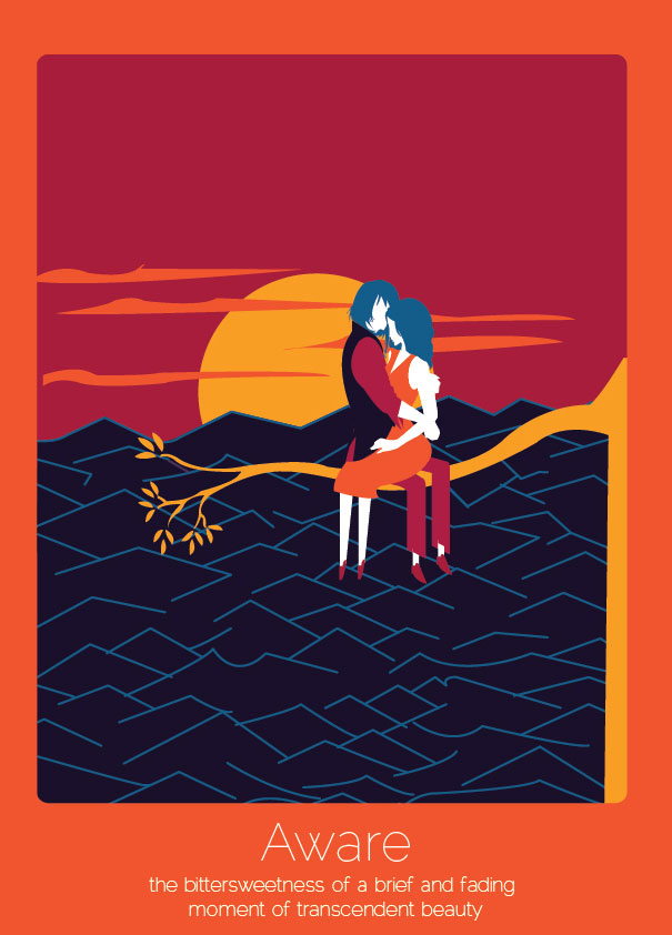 30 Untranslatable Words From Other Languages Illustrated By Anjana ...