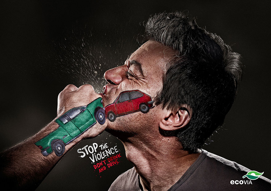 40 Of The Most Powerful Social Issue Ads That'll Make You Stop And ...