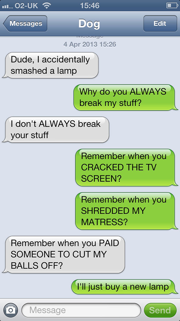 texts from dog 6 what if dogs could text? 25 hilarious texts from dogs bored panda,Phone Text Meme