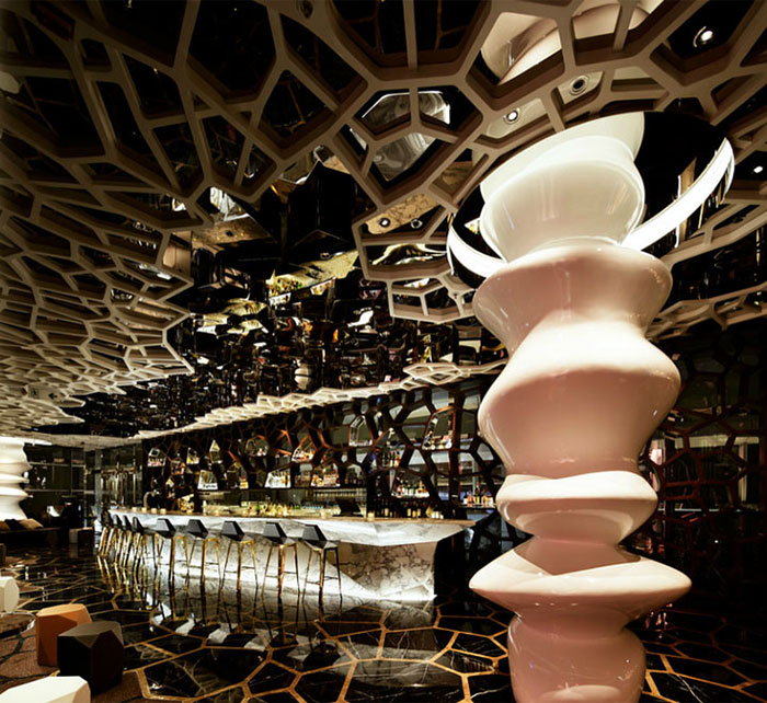 Of the world s best restaurant and bar interior designs