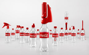 Coca-Cola Invents 16 Bottle Caps To Give Second Lives To Empty Bottles