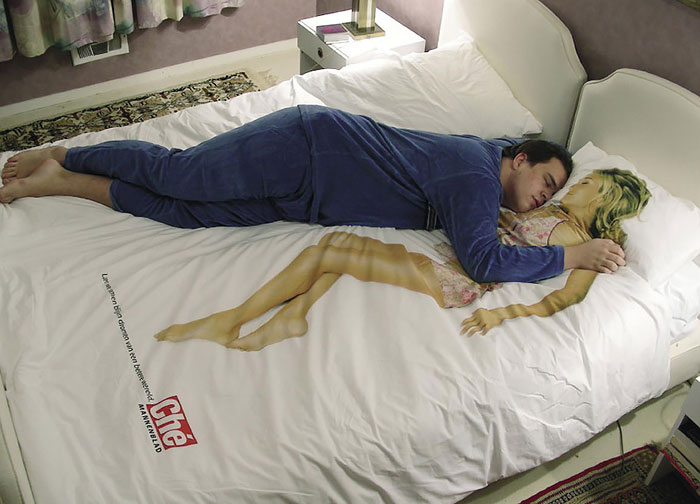 20 Cool And Creative Bed Covers Bored Panda