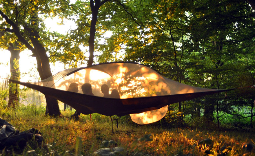 suspended-treehouse-tent-tentsile-alex-shirley-smith-6 & This Suspended Tent Lets You Sleep In The Trees | Bored Panda