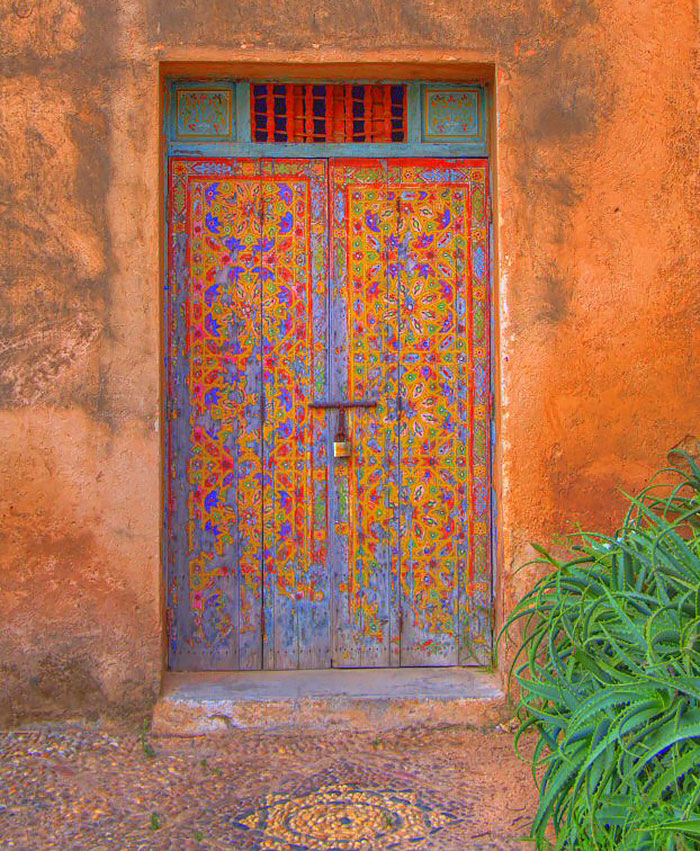 Fes Morocco  sc 1 st  Bored Panda & 30 Beautiful Doors That Seem To Lead To Other Worlds | Bored Panda