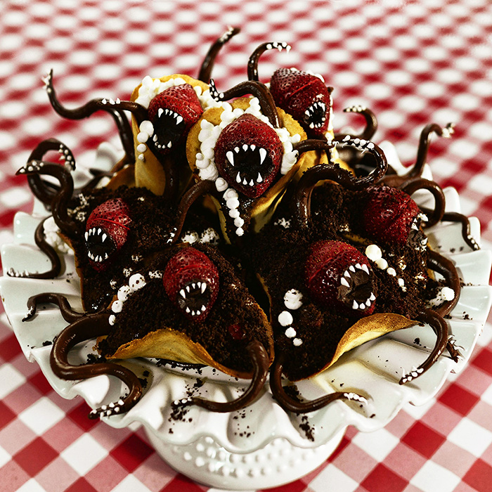Cookie Monsters, Spiders And Other Baked Demons By Christine McConnell