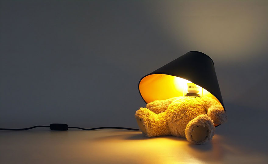 Wacky Lamps 25 of the most creative lamp and chandelier designs | bored panda