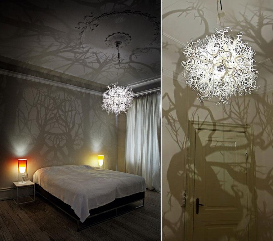 25 Of The Most Creative Lamp And Chandelier Designs | Bored Panda