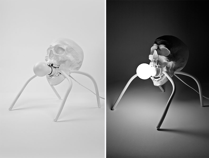 Bubbleskull L& & 25 Of The Most Creative Lamp And Chandelier Designs | Bored Panda