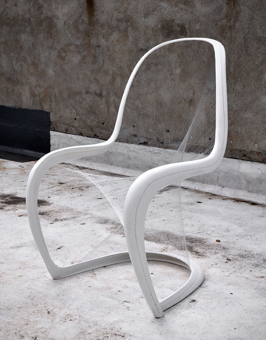 These 28 chairs prove that furniture can be art bored panda - Studio style sillas ...