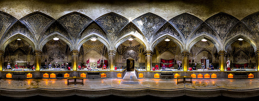 Iran Temples Photography Mohammad Domiri 22