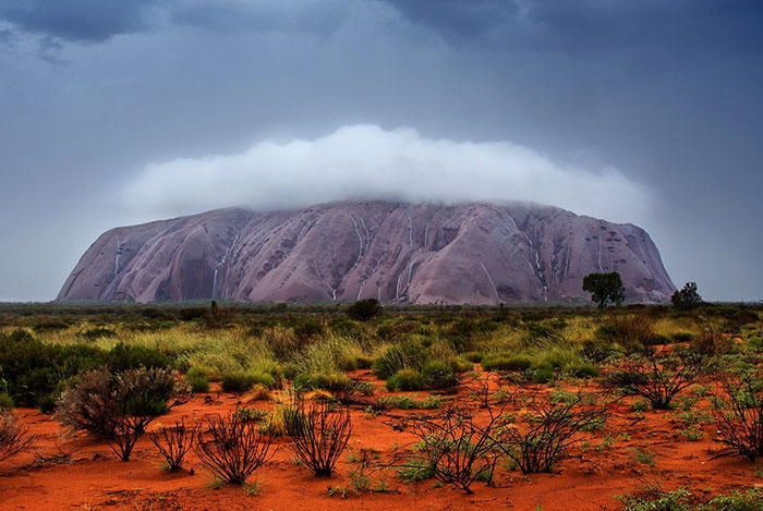 Woman Leaves City Life Behind To Photograph Australia's Remotest Landscapes