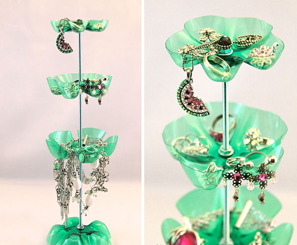 23 creative ways to reuse old plastic bottles bored panda - Bricolage avec bouteille plastique ...