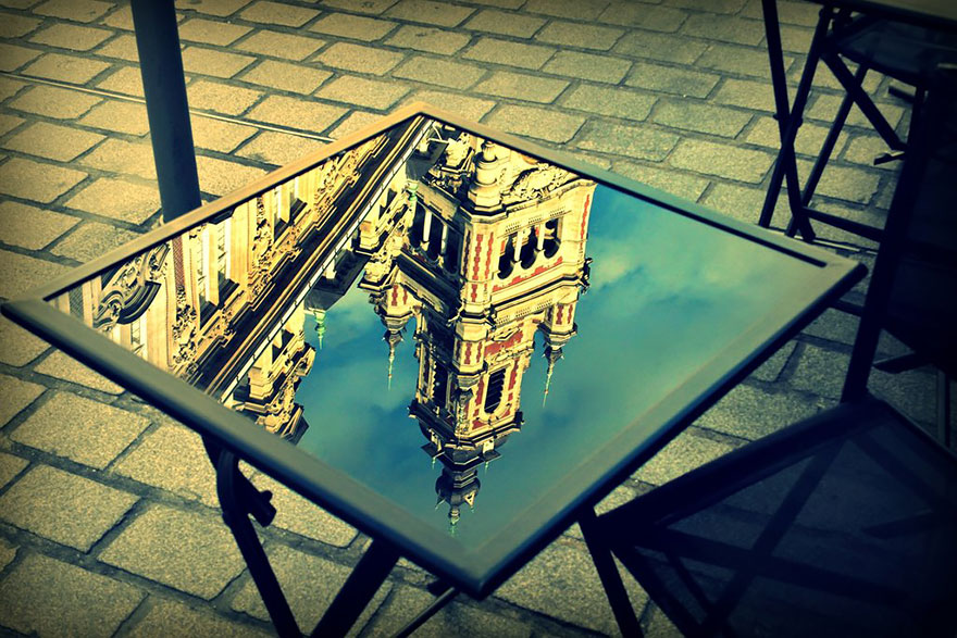 These 25 stunning reflection photos will turn your world for Image miroir photoshop