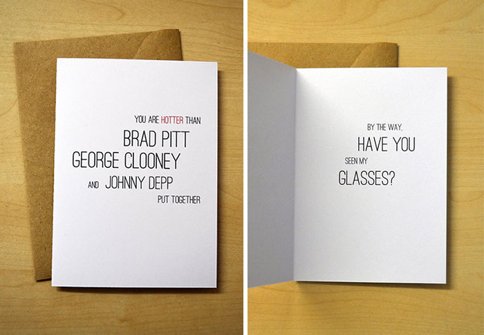 Awkward Funny Couple Love Cards 19