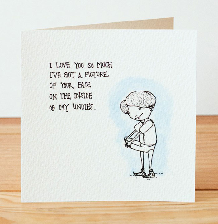 Awkward Funny Couple Love Cards 21