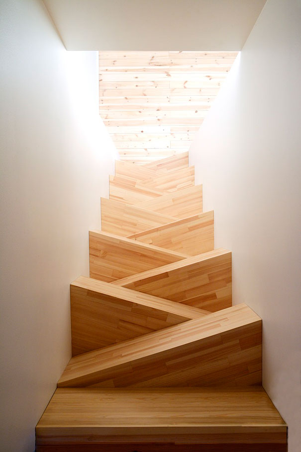 22 Beautiful Stairs That Will Make Climbing To The Second Floor