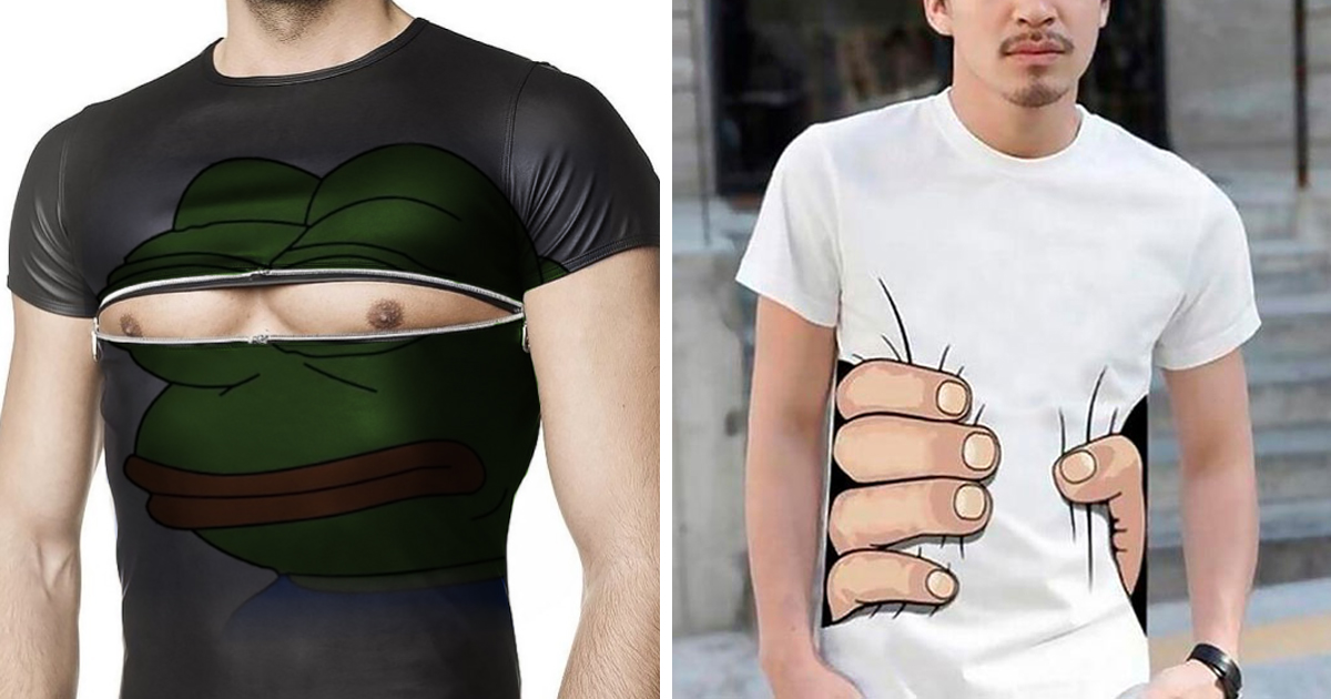30+ Of The Most Creative T-Shirt Designs Ever | Bored Panda