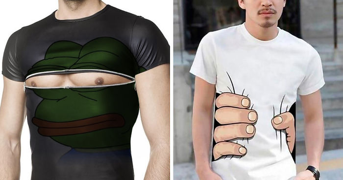 82 Of The Most Creative T Shirt Designs Ever Bored Panda