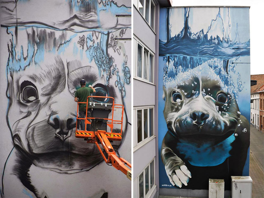 diving-dog-street-art-mural-smates-bart-smeets-5