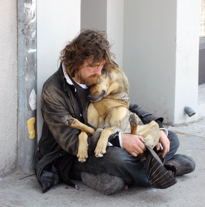 Proof That Dogs Love You No Matter How Much Money You Don't Have