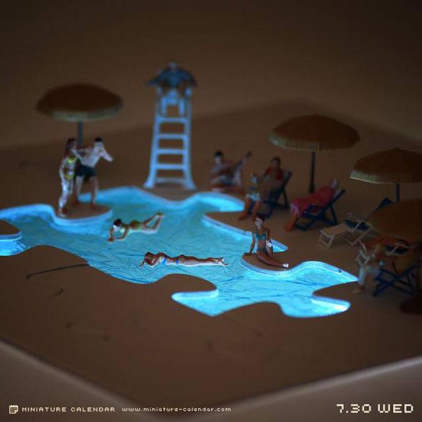 miniature-calendar-dioramas-tanaka-tatsuya-3