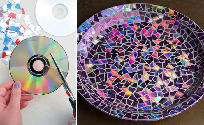 21+ Brilliant DIY Ideas How To Recycle Your Old CDs