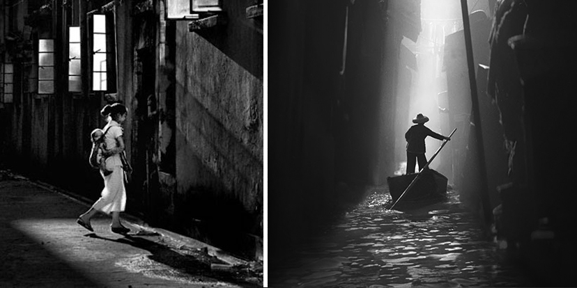 1950s Hong Kong Captured In Street Photography By Fan Ho