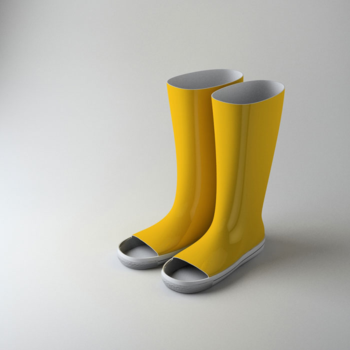 Designer creates perfectly useless product designs bored panda - Object design eigentijds ontwerp ...