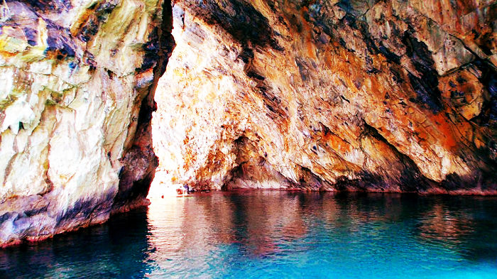 Spilies Pelion, Greece