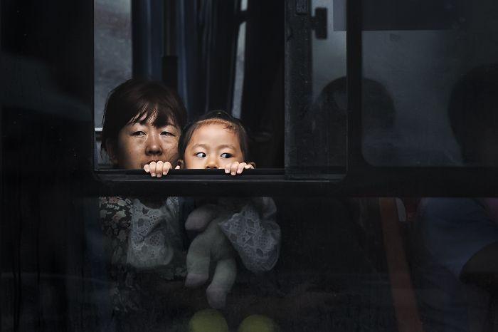 Autobusu Keliautojai Kinijoje