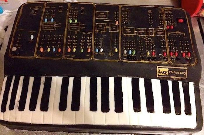 Arp Odyssey Synthersizer (forgot To Add My Name Before)