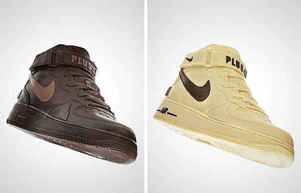 Nike Chocolate Sneakers