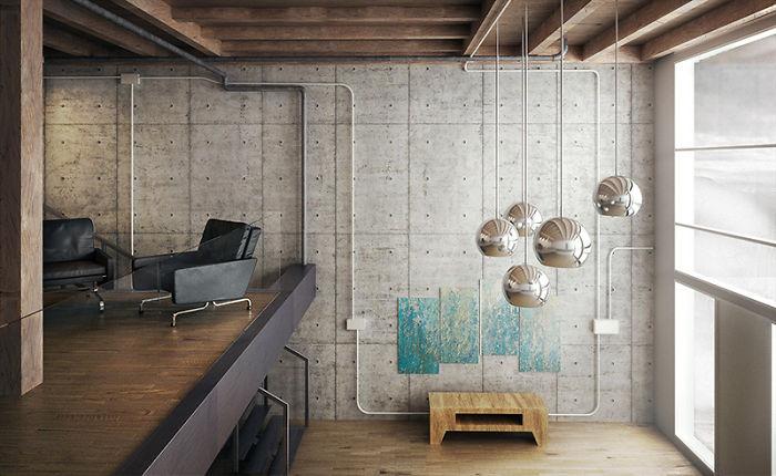 Minimalistic House By Federico Pappalardo