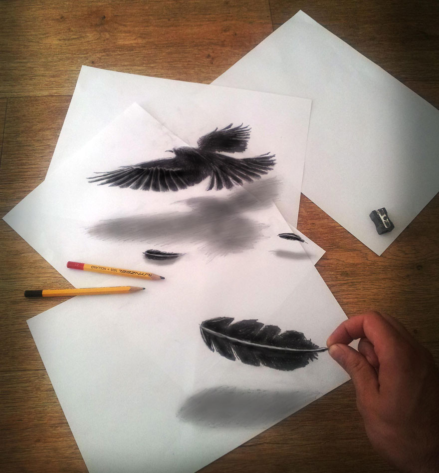 3d pencil drawings 31