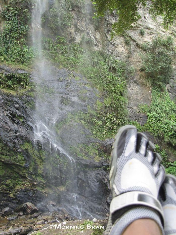 Maracas Falls, Trinidad And Tobago