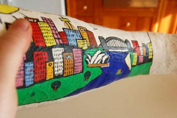 City Cast Art