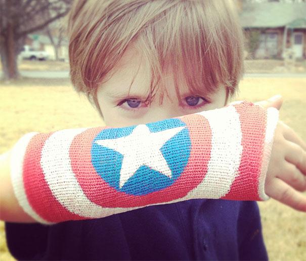 Captain America Shield Cast