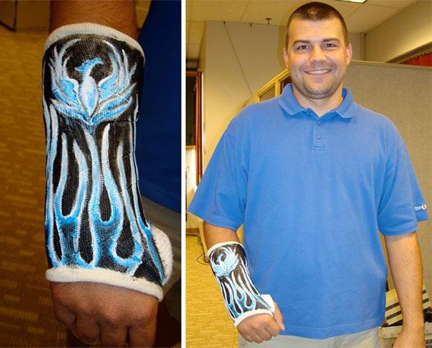 Blue Dragon Cast Art