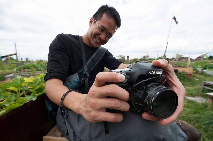 My DIY Tilt-Shift Photography With A Broken Lens   Bored Panda