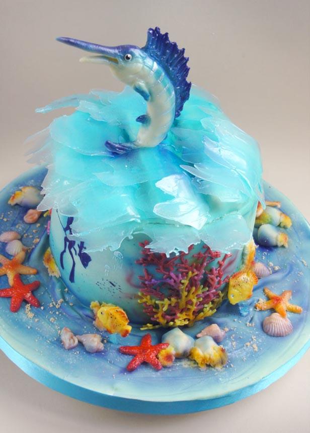 Marlin Cake