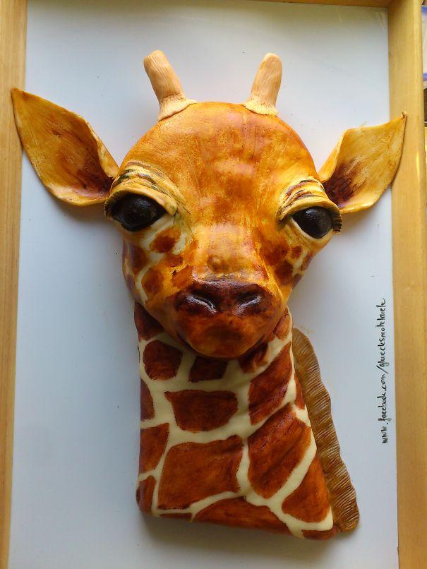 Giraffee Cake