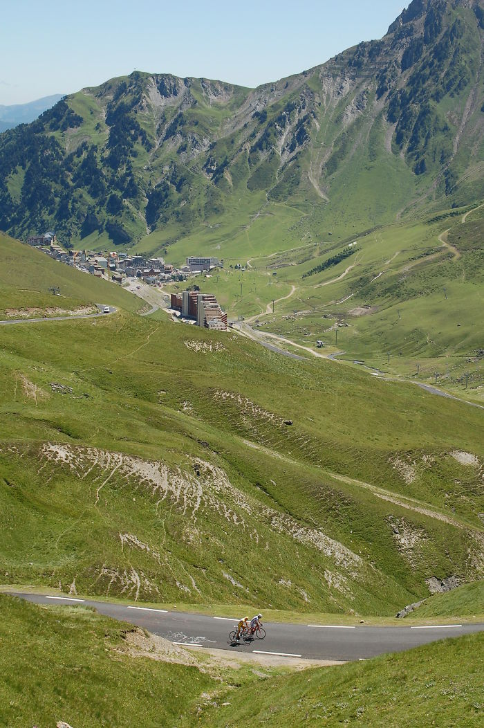 Col Du Tourmalet, Pyrenees, France