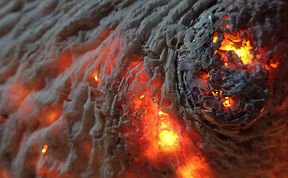 Creating Lava Using Everyday Objects